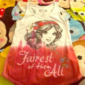 Disney Snow White Tank